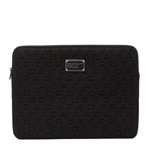 Marc by Marc Jacobs Dream Laptop Sleeve Case Black